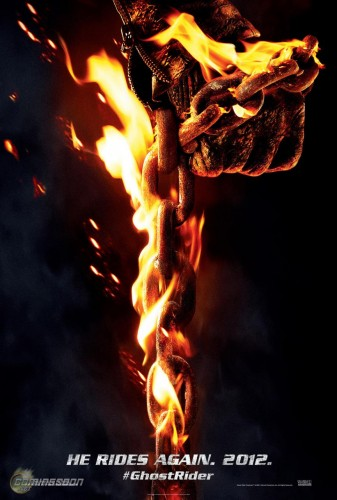 Ghost Rider – Spirit of Vengeance Movie Poster