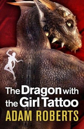 dragon with the girl tattoo 325x500 dragon with the girl tattoo