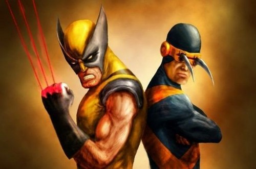 wolverine and cyclops switch