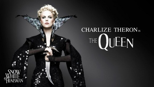 snow white and the huntsman the queen 500x283 snow white and the huntsman   the queen