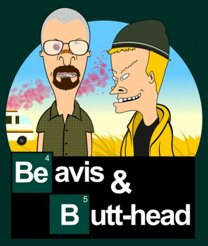 breaking beavis and butthead