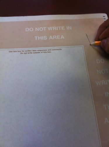 do not write in this area