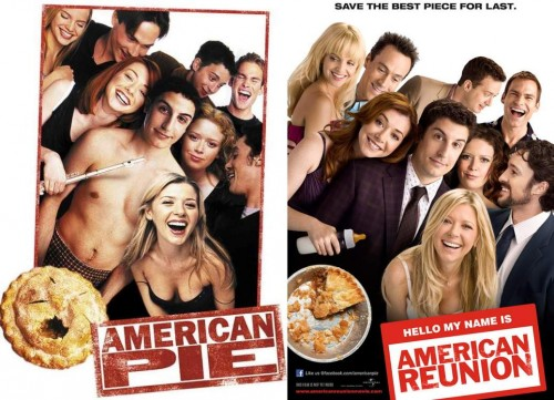 then and now american pie 500x361 then and now american pie