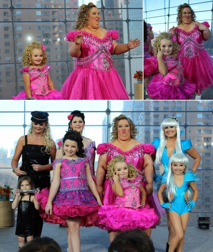 Toddlers and Tiaras promo shots