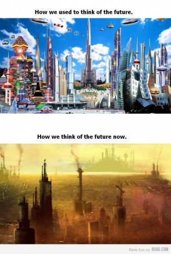 future = then and now