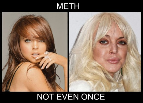 meth not even once 500x361 meth   not even once