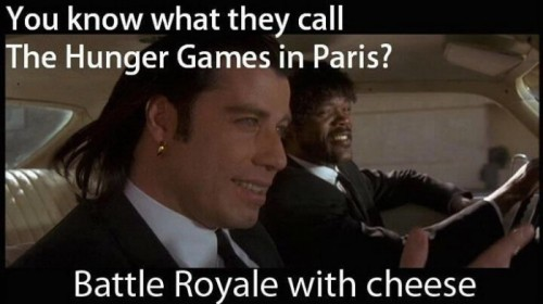 You know what they call The Hunger Games In Paris 500x280 You know what they call The Hunger Games In Paris