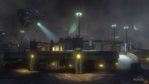 halo reach – multiplayer map