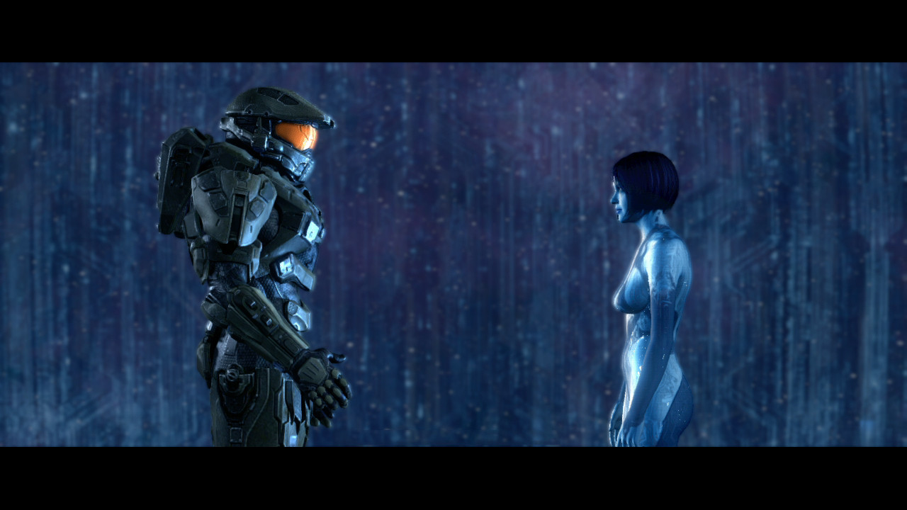 Photo Collection Halo 4 Master Chief And Cortana Wallpapers