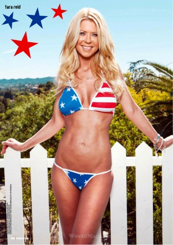 tara reid – new stomach