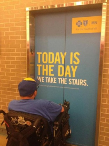 today is the day we take the stairs 374x500 today is the day we take the stairs