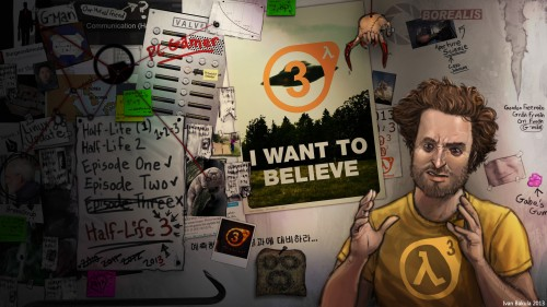 Half Life 3 – I want to believe