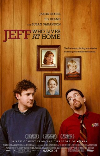 Jeff Who Lives at Home movie poster 322x500 Jeff Who Lives at Home movie poster