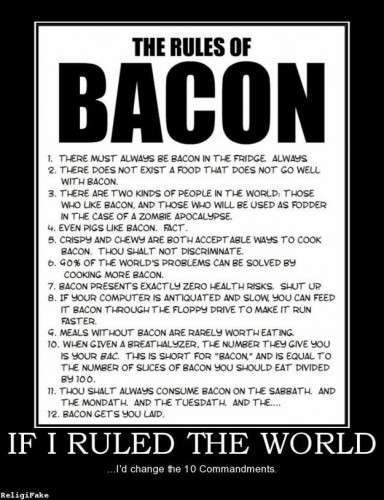 the rules of bacon 384x500 the rules of bacon