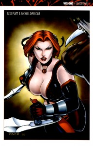 Bloodrayne Raw popping out 192x300 Bloodrayne Raw popping out