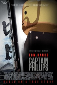 Captain Phillips Lego Movie Poster 202x300 Lego Movie Posters