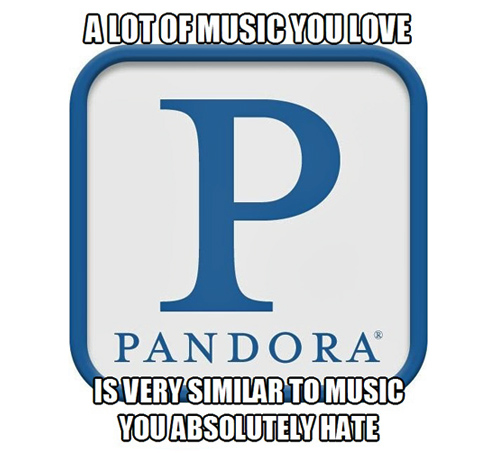 a lot of the music you love is very similar to music you hate a lot of the music you love is very similar to music you hate