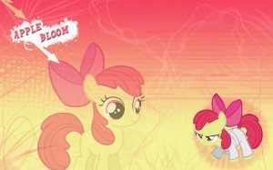 apple bloom in a karate outfit 300x187 apple bloom in a karate outfit
