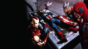 captain america being revived 300x168 captain america being revived