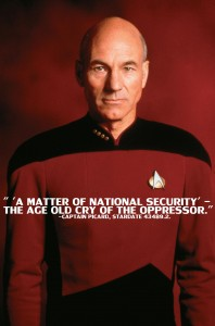 captain picard a matter of national security 198x300 captain picard   a matter of national security