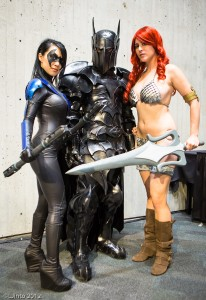 medival batman female nightwing and red sonja 206x300 medival batman, female nightwing and red sonja