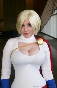 powergirl with cape 194x300 powergirl with cape