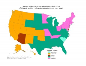 second largest religious traditions in USA 300x231 second largest religious traditions in USA