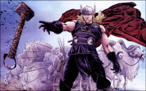 thor summons his hammer 300x187 thor summons his hammer