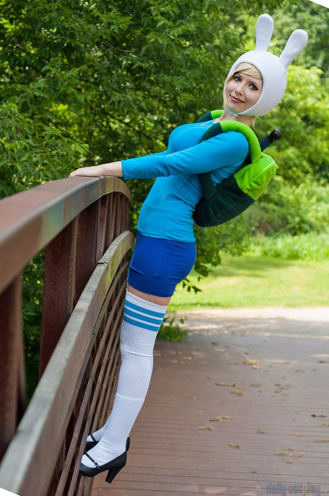 Adventure Time Cosplayer 680x1024 Adventure Time Cosplayer