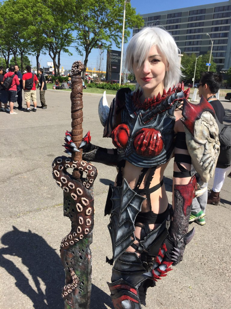 Awesome GW2 Cosplay 768x1024 Awesome GW2 Cosplay
