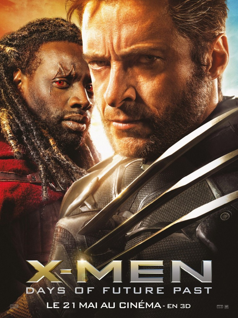 Days of Future past Wolverine and Bishop 768x1024 Days of Future past   Wolverine and Bishop