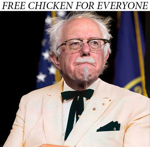 Fried Chicken for Everyone Fried Chicken for Everyone