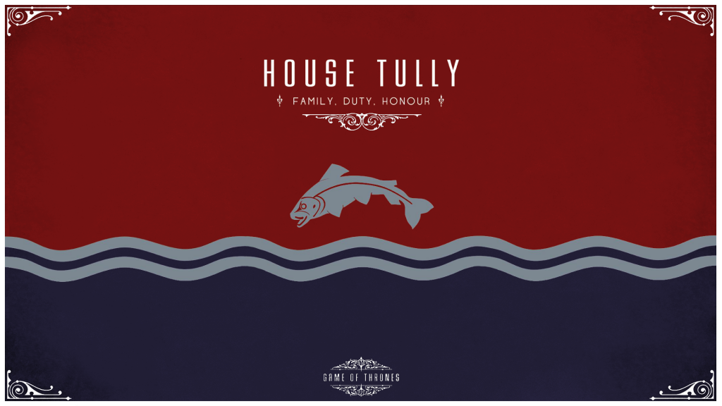 House Tully 1024x576 GoT House Wallpapers