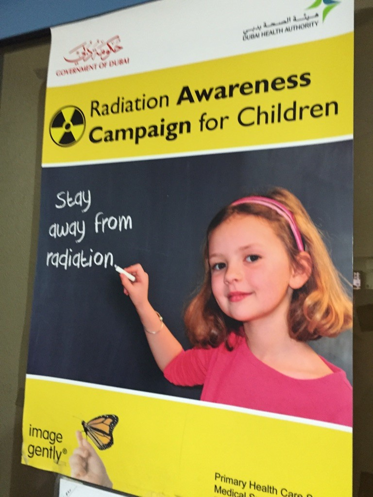 Radiation Awareness Campaign For Children 768x1024 Radiation Awareness Campaign For Children