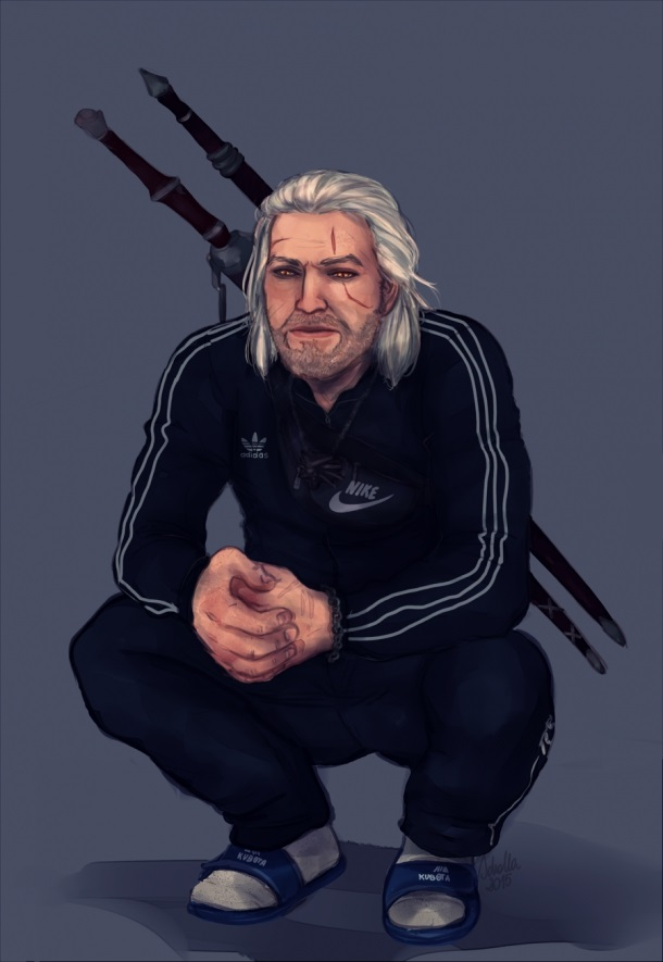 Russian Witcher