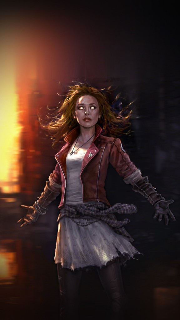 The Avengers Ultron Scarlet Witch 576x1024 The Avengers Ultron Scarlet Witch