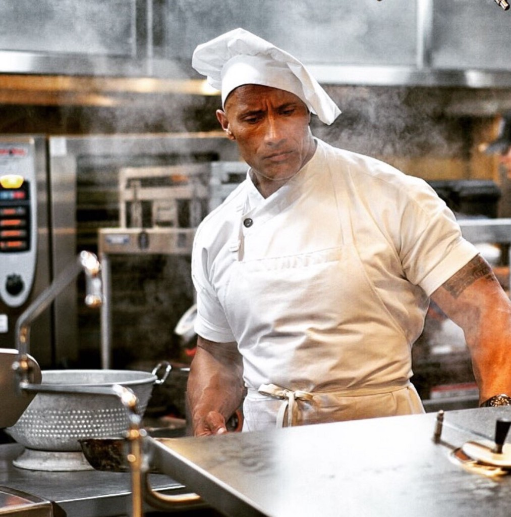 What is the Rock cooking 1013x1024 What is the Rock cooking