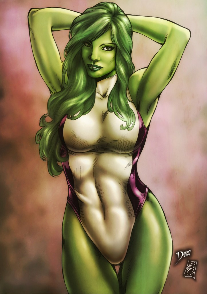 she hulk has her arms up 723x1024 she hulk has her arms up