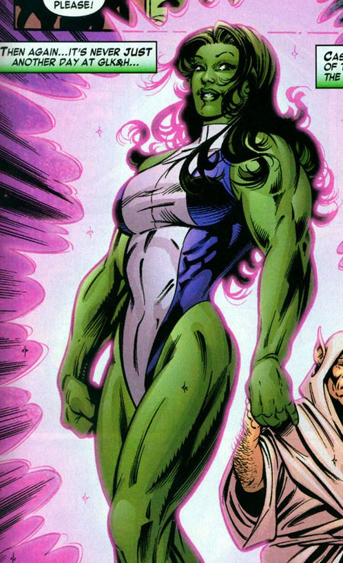 she hulk never just another day she hulk never just another day