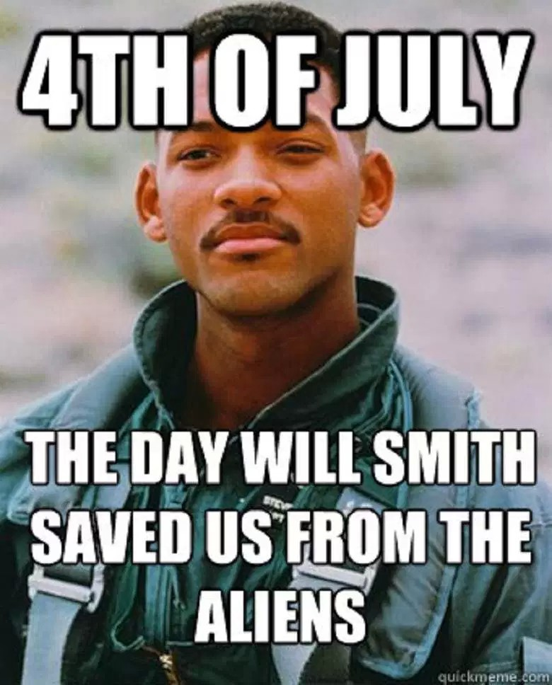 4th of july the day will smith saved us from the aliens 4th of july   the day will smith saved us from the aliens