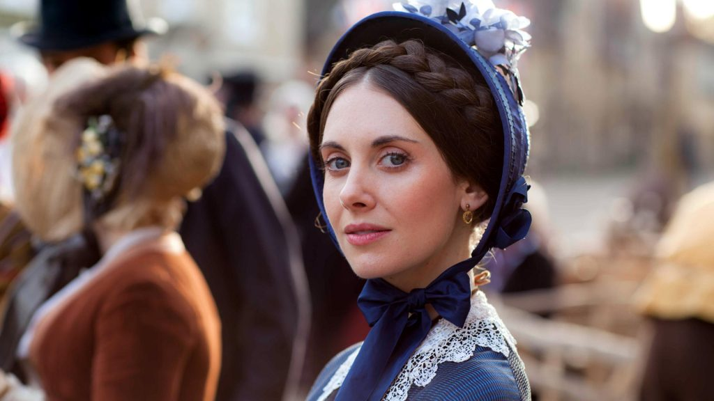 Alison Brie in old outfit 1024x576 Alison Brie in old outfit