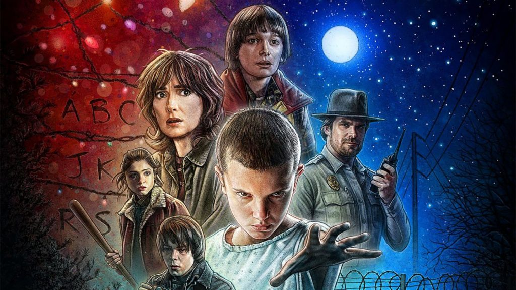 Stranger Things Red and Blue 1024x575 Stranger Things Red and Blue