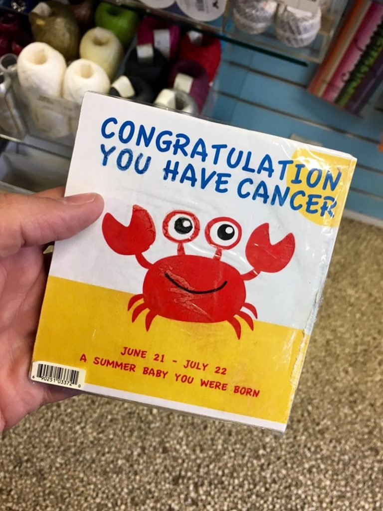 congratulations you have cancer 768x1024 congratulations you have cancer