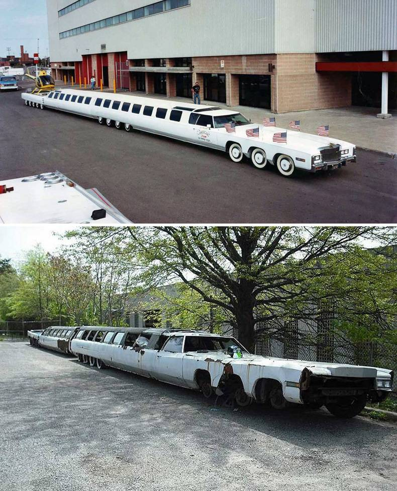 80s limo then and now 80s limo then and now