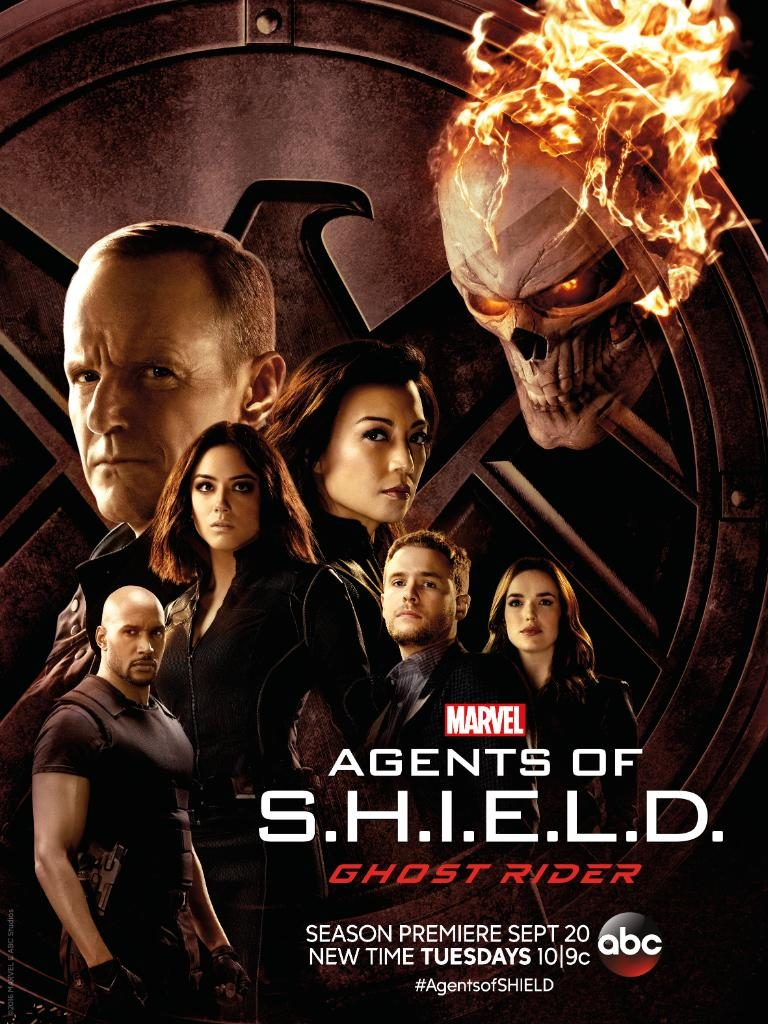 Agents of SHIELD vs Ghost Rider 768x1024 Agents of SHIELD vs Ghost Rider