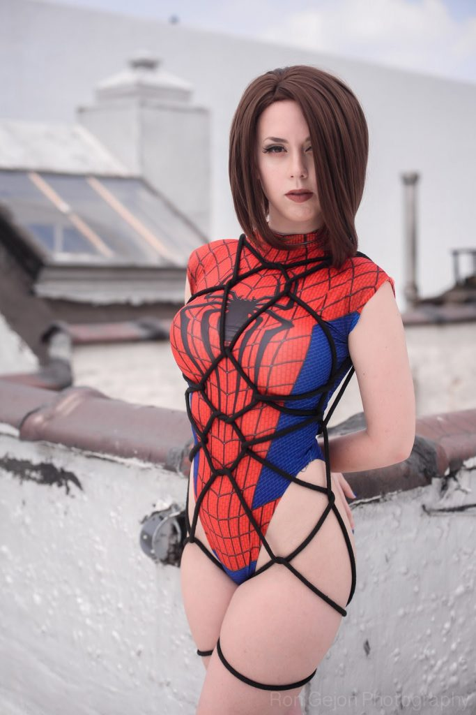 Spider Girl Angelica 001 683x1024 Spider Girl by Angelica