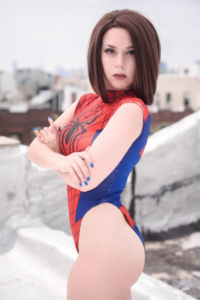 Spider Girl Angelica 009 683x1024 Spider Girl by Angelica