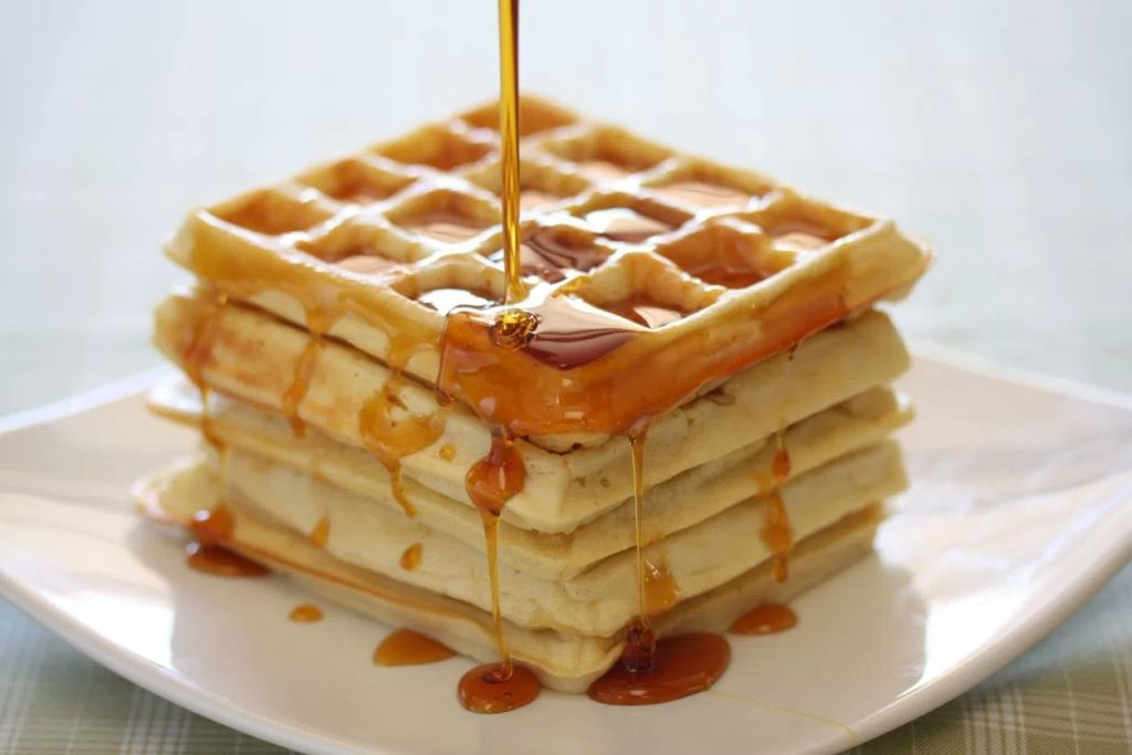 waffles and syrup 1024x683 waffles and syrup