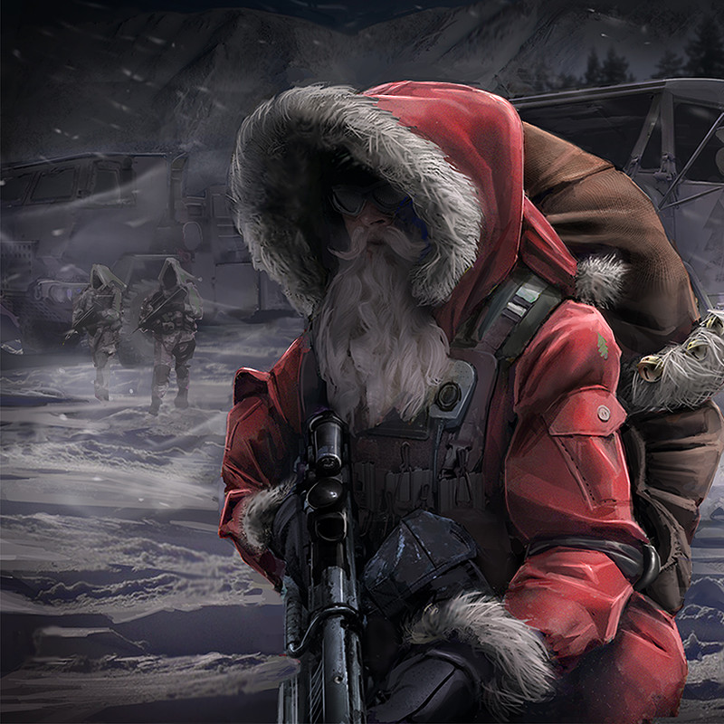 A Christmas will alway sbe safe A Christmas will alway sbe safe