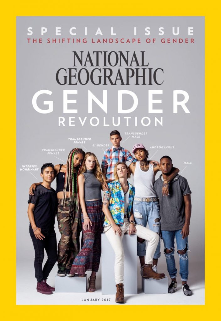 Gender Revolution by National Geographic